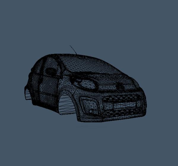 Citroën 5p